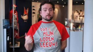 Arie Koomen: Die Loden Leeuw die wil ik wel hebben!