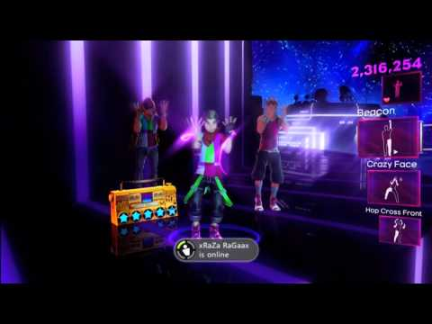 Scenario by A Tribe Called Quest - Dance Central 2 Hard (100%) Gold Star Routine