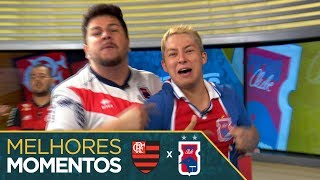 Melhores Momentos - Flamengo 260 x 320 Paraná - #Fanáticos3
