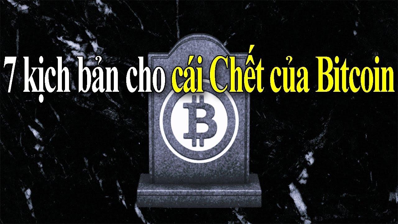 7 kịch bản cho cái C H Ế T của Bitcoin | Tài chính 24h