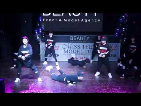 Dance school YES I CAN/Nikolaev/Black B&G