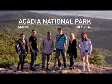 Acadia National Park / Cadillac Mountain Trip, Maine - July 2016 | Sony RX10 II