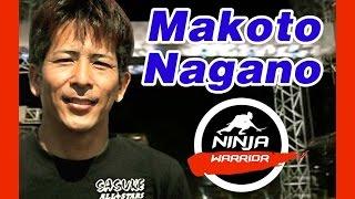 makoto nagano ninja warrior sasuke 13 guerrero ninja   video en espaol completo