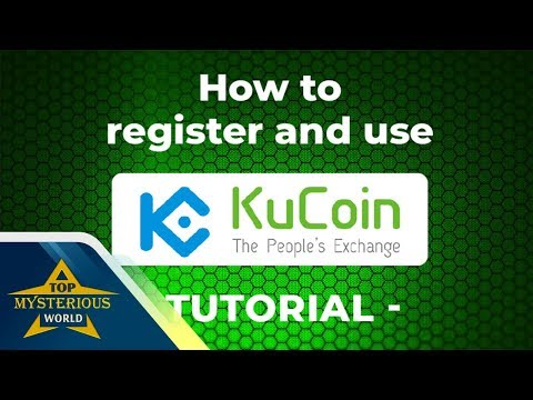 How To Create An Account And Start Trading On Kucoin Exchange 2018