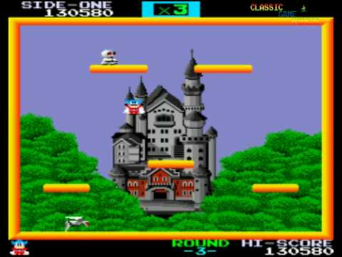 Bomb Jack - Arcade