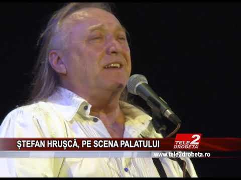 sTEFAN HRUsCa, PE SCENA PALATULUI