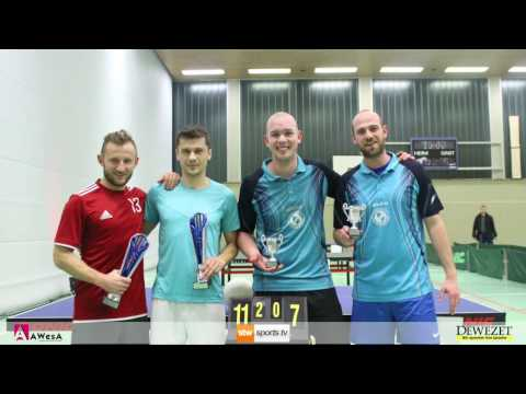 2. AWesA KobaTi-Doppelmeisterschaft der Sparkasse Hameln-Weserbergland