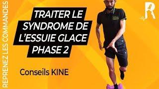 Syndrome de l' Essuie Glace (Bandelette Ilio tibiale) : Traitement KINE (Phase 2 )