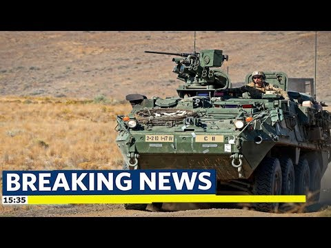High Tension: U.S. Army Leaders Discuss Future Of Stryker Brigade Combat Teams