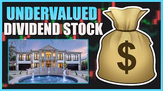 The Most Undervalued Dividend Stock I Have Ever Seen! Buy This Stock Now