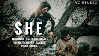 SHE (Short film) | Rahul Chandran | San Geet | Sandra
