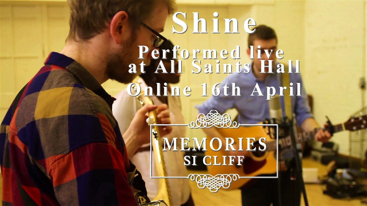 Shine live - Si Cliff & Band