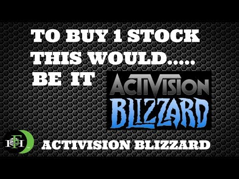 Activision (ATVI) | TO BUY 1 STOCK THIS WOULD....BE IT?