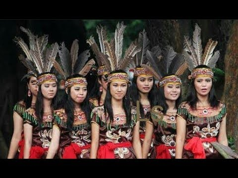 Manari Manasai - Lagu Daerah Kalimantan Tengah