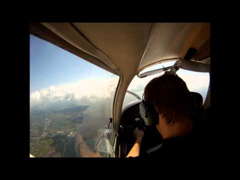 Nassau Flyers Inc, IFR Flying lesson