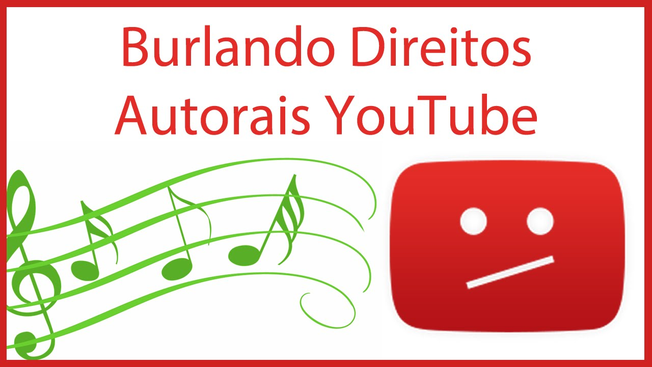 Como colocar msica no youtube burlando direitos autorais how to como colocar msica no youtube burlando direitos autorais how to avoid youtube music copyright youtube stopboris Image collections