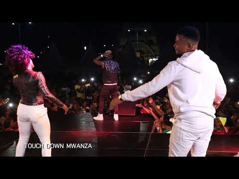 Harmonize Live Performance in MWANZA Tanzania Part 1