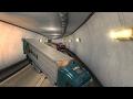 Cruzando el atascadero de camiones! Ruta del baneo Euro Truck Simulator 2