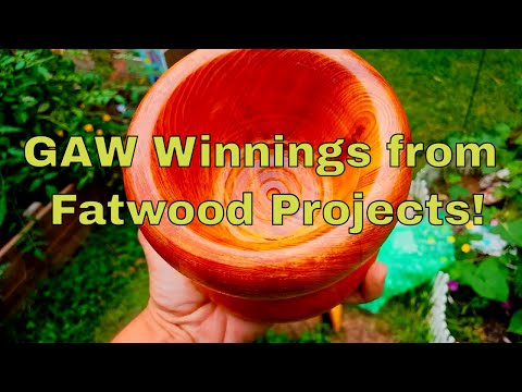 GAW Winnings from FATWOOD PROJECTS EPIC and Special Fire for The Laughing Lion