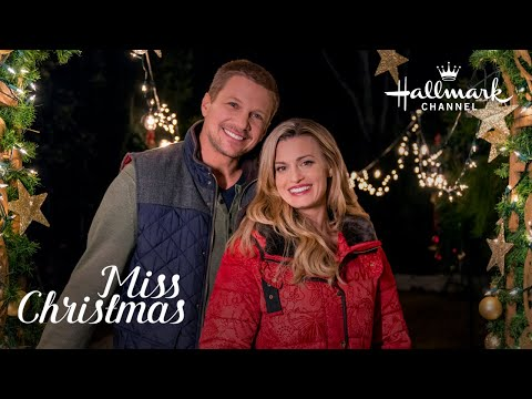 Miss Christmas  Starring Brooke D'Orsay and Marc Blucas