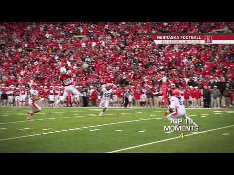 NSIDE Nebraska Football Top Ten Moments 2013
