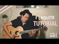 Marco Mares - Flaquita: Tutorial