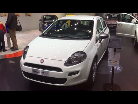 Fiat Punto 2016 In detail review walkaround Interior Exterior - YouTube