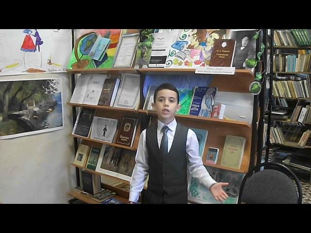 Изображение предпросмотра прочтения – ВаганКалтахчян читает произведение «Взимние сумерки нянины сказки…» Н.А.Некрасова