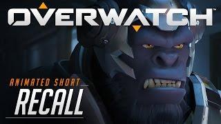 "Overwatch Animated Short   ""RECALL"" (EU)"