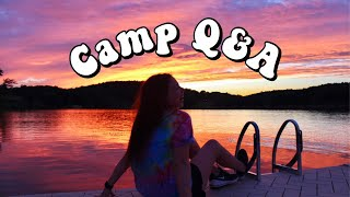 Gambar cover THE TRUTH ABOUT BEING A SUMMER CAMP COUNSELOR IN AMERICA