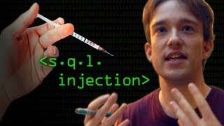 Hacking Websites with SQL Injection - Computerphile thumbnail