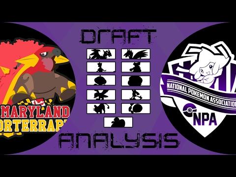NPA S3 Maryland Torterrapins Draft Analysis