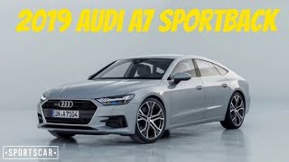NEW 2019 Audi A7 Sportback
