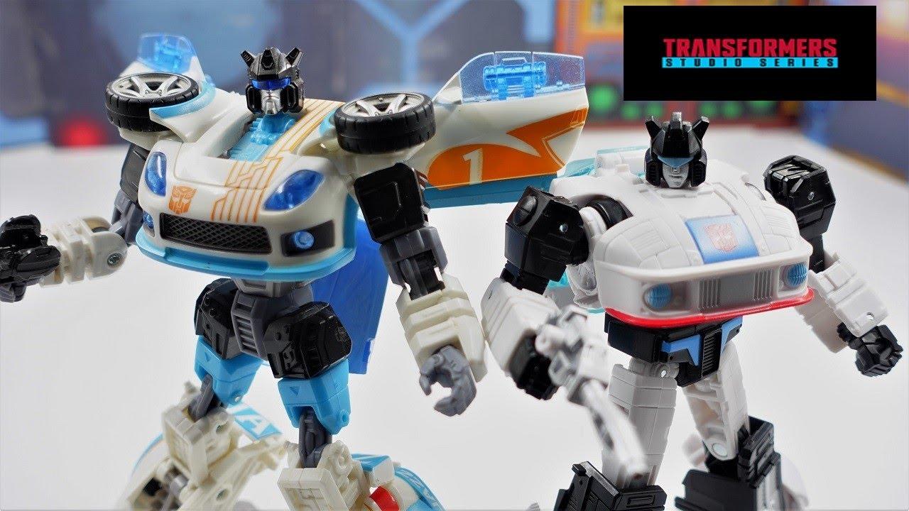 Transformers Studio Series '86 Movie Deluxe Jazz Review -- OMG!! (4K) by bvzxa3