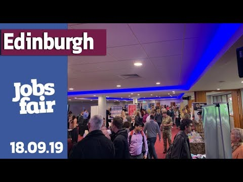 Edinburgh Jobs Fair
