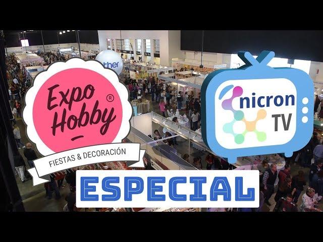 NICRON TV - Programa Especial EXPOHOBBY 09-2018