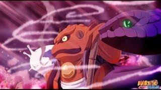 All summons in Naruto shippuden : Summoning jutsu -  Kuchiyose no Jutsu