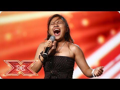 Alisah Bonaobra soars into the next round | Boot Camp | The X Factor 2017