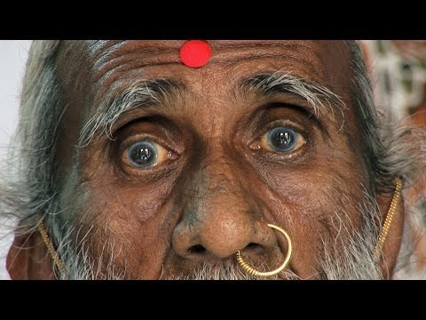 """Snippet from """"IN THE BEGINNING THERE WAS LIGHT"""" -  Yogi Prahlad Jani"""