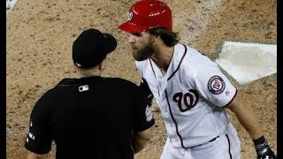 5 MLB Players That Umpires HATE
