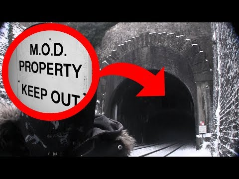 SEARCHING FOR THE BIGGEST UNDERGROUND SECRET CITY