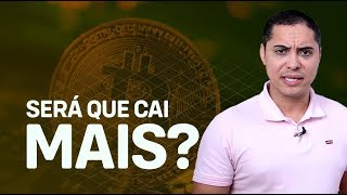 Baixar Análise ao VIVO do Bitcoin - Será QUE CAI Mais?