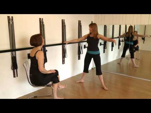 BarreConcept Exercise to Music Skills - Learning to work to the beat and phrase of the music