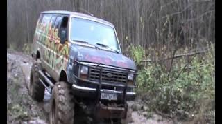 Нікітські лісу (TrackTravel).avi