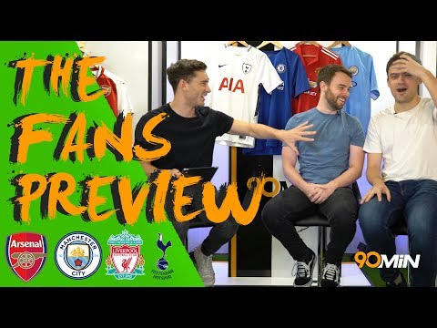 'Chelsea are in big trouble v Spurs!' Are Man United Favourites for title? | TFP The Fans Preview