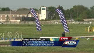 Preparations underway for Great Balloon Glow