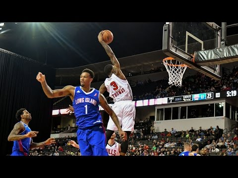 Top 5 Plays of the 2016 NBA D-League Opening Weekend