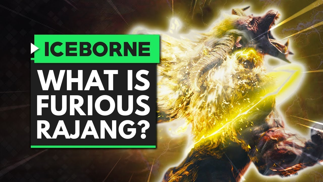 Monster Hunter World Iceborne | What Is Furious Rajang? thumbnail