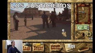 GAMEPLAY RETRO - Jugando un rato a 'LOS JUSTICIEROS' (1996)