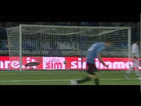 Novara-Reggina 2-2 - MARCO RIGONI gol straordinario - Radiocronaca di Giuseppe Bisantis (5/6/2011)